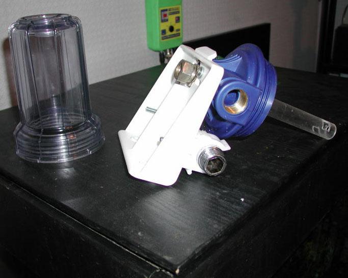 Проточный реактор со2 своими руками 4