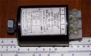 ИЗУ зажигалка – трехпроводная, также для подобных ламп. На корпусе нарисована схема подключения  - 5.jpg