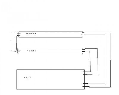 Эпра из энергосберегайки - схема.JPG