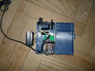 Компрессор для миниморя в случае отсутствия электричества. - P1000281.JPG