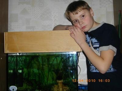 Крышка для аквариума - IMGP0317.JPG