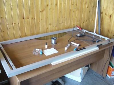 Изготовление светильника для аквариума - P1040308.JPG
