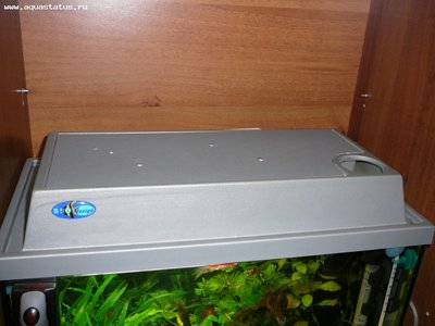 Переделка штатной крышки от BIOdesigh 50L - P1060716.JPG