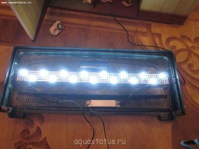 Светодиодное освещение для пресного аквариума своими руками - IMG_0517.JPG