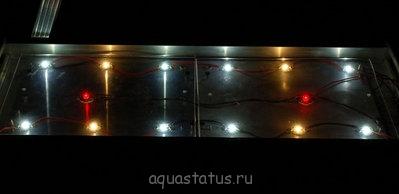 Светодиодное освещение для пресного аквариума своими руками - DSC_6618.JPG