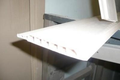 Крышка и короб крышки из пластиковой вагонки - P1070690.JPG