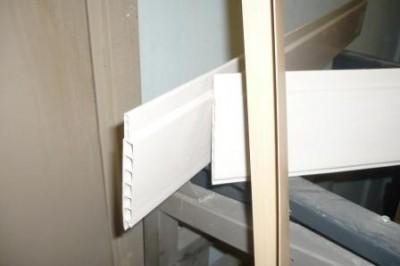 Крышка и короб крышки из пластиковой вагонки - P1070693.JPG
