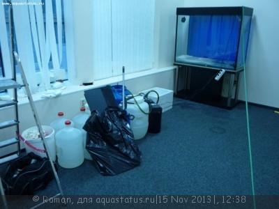 Переезд или перевозка или перенос аквариума - P1080387.JPG