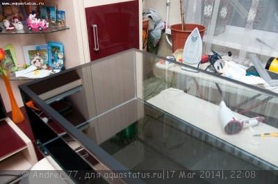 Мой первый самодельный аквариум 160 литров Andrei_77  - DSC_0352.jpg