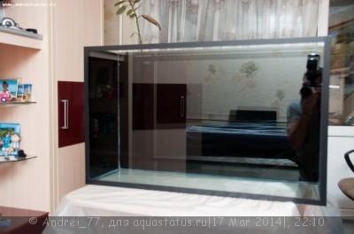 Мой первый самодельный аквариум 160 литров Andrei_77  - DSC_0355.jpg