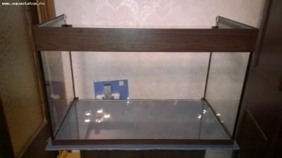 Аквариум из стекла 6 мм