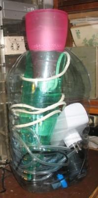 Инкубатор для артемии, инкубациия артемии. - 16.JPG