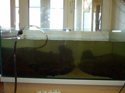 Аквариум Подводный метр 200 литров snakebig  - P1030503.JPG