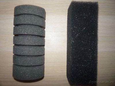 Крупнопористая, среднепористая или мелкопористая губка для фильтра? - P1110721.JPG