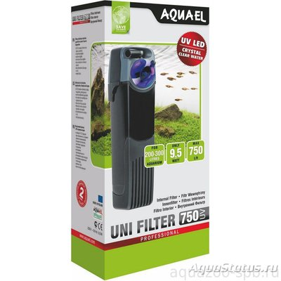 Внутренний фильтр с УФ стерилизатором - aquael_unifilter_750_uv.jpg