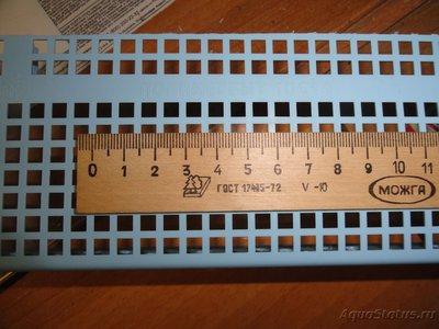 Сетка для нереста рыб - нерестовая сетка - DSC06742.JPG