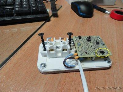 Таймер кормления - LD1117-50 греется.jpg