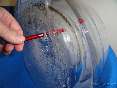 Как понизить жесткость воды gH или kH в аквариуме - DSC07296.JPG