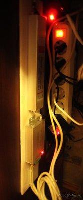 Блок питания и контроллер на сборке - Блок питания и контроллер.JPG